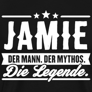 Man Myth Legend Jamie - Men's Premium T-Shirt