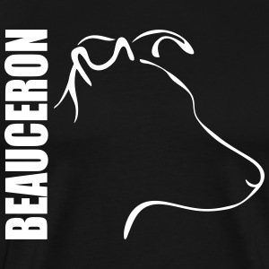 BEAUCERON PROFILE - Men's Premium T-Shirt