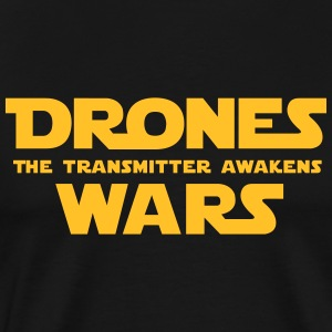 The drones wars - Men's Premium T-Shirt