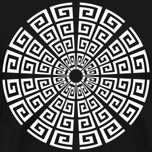 23 spiral cycle - Men's Premium T-Shirt
