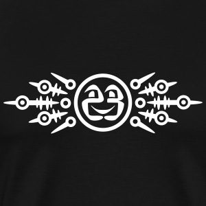 23 smile tekno - Men's Premium T-Shirt