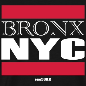Bronx NYC - Men's Premium T-Shirt