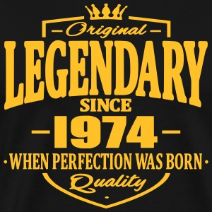 Legendary since 1974 - Men's Premium T-Shirt