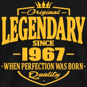 Legendary since 1967 - T-shirt Premium Homme