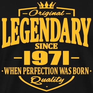 Legendary since 1971 - Men's Premium T-Shirt