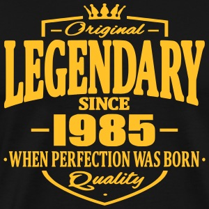 Legendary since 1985 - T-shirt Premium Homme