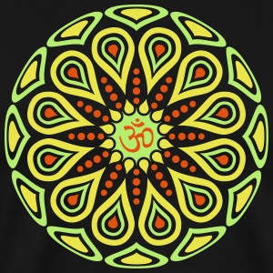 OM MULTI COLOR - Männer Premium T-Shirt