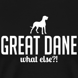 GREAT DANE whatelse - Premium T-skjorte for menn