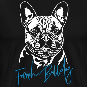 FRENCH BULLDOG - Männer Premium T-Shirt