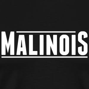Malinois - Premium T-skjorte for menn