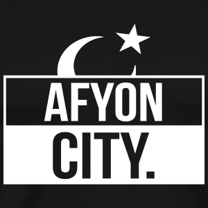 Afyon By - Herre premium T-shirt