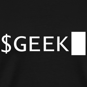 GEEK - Premium T-skjorte for menn