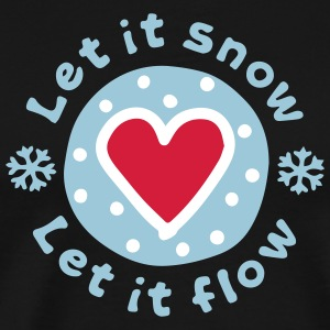 Let_It_Snow - T-shirt Premium Homme