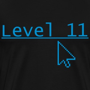 Level 11 - Männer Premium T-Shirt