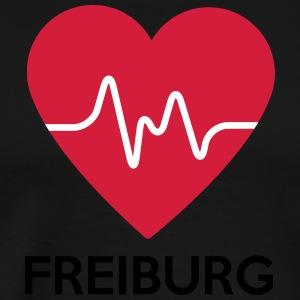 heart Freiburg - Men's Premium T-Shirt