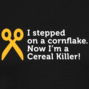 I'm A Cereal Killer! - Men's Premium T-Shirt