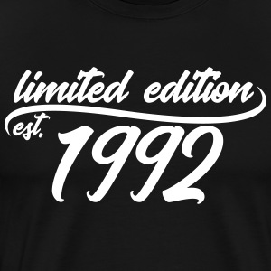 Limited Edition est 1992 - Männer Premium T-Shirt