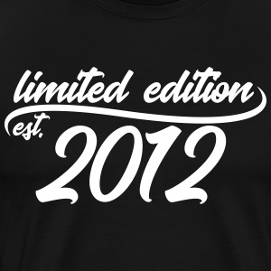 Limited Edition 2012 is - T-shirt Premium Homme