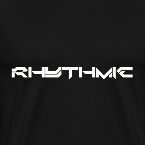 Official Rhythmic White - Men's Premium T-Shirt