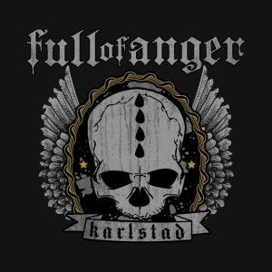 Full of Anger Logo #4 - Premium-T-shirt herr