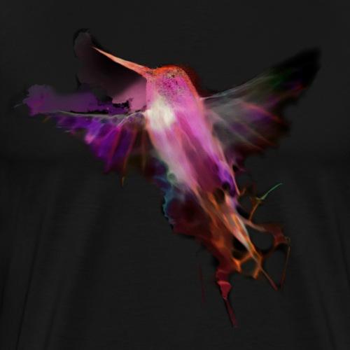 Colibre - Colibri Purpur - Männer Premium T-Shirt