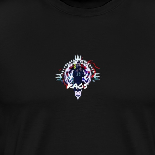 KaosKuhl Logo - Männer Premium T-Shirt