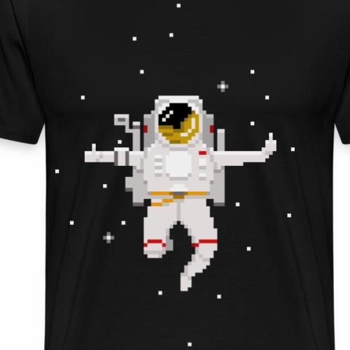 Free astronaut - Koszulka męska Premium