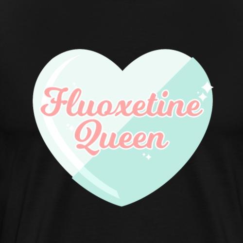 Fluoxetine Queen - Men's Premium T-Shirt