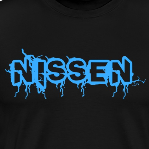 Nissen (original) - Premium T-skjorte for menn