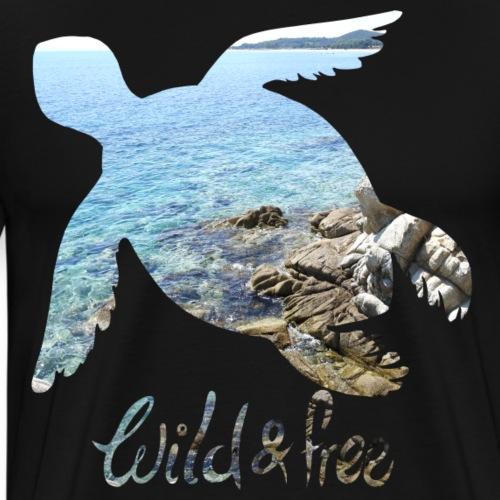 Meeresschildkröte - Männer Premium T-Shirt