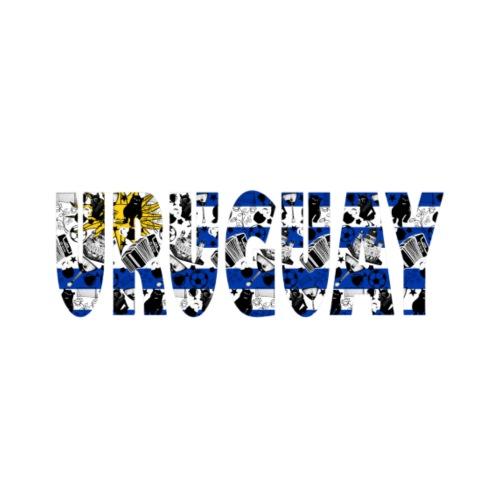 Uruguay World Cup - Männer Premium T-Shirt