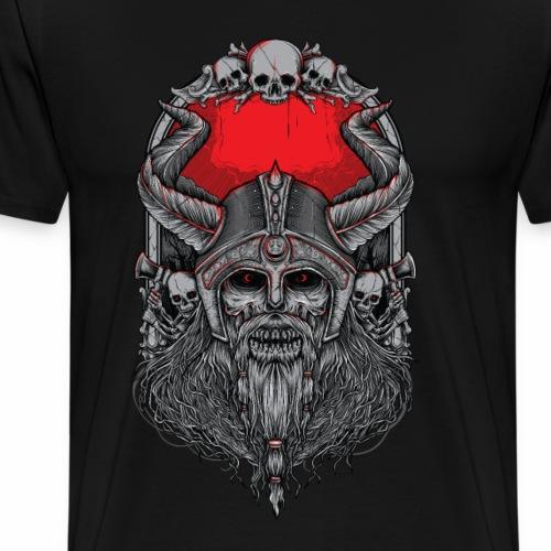 Viking - Miesten premium t-paita