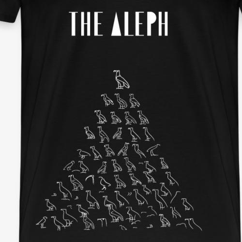 Aleph - Men's Premium T-Shirt