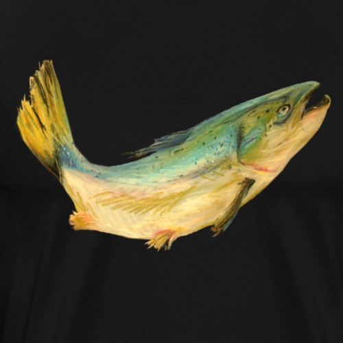 Salmon - Männer Premium T-Shirt