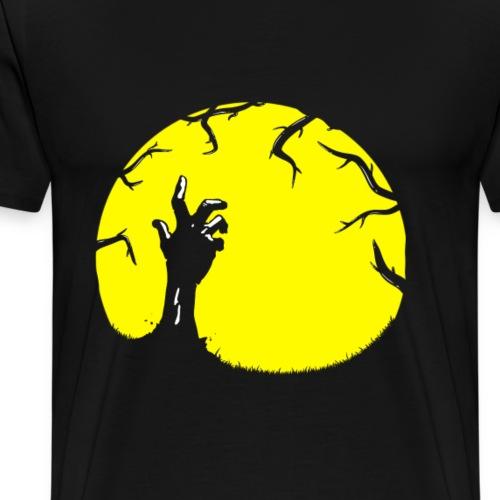 Zombie Hand - T-shirt Premium Homme