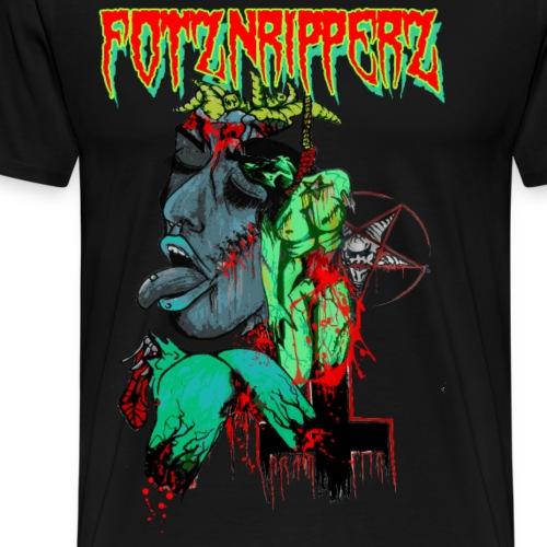 FOTZNRIPPERZ - Männer Premium T-Shirt