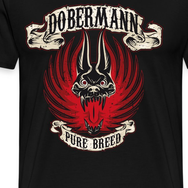 Dobermann Pure B