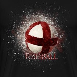 Radball | Ball - Männer Premium T-Shirt