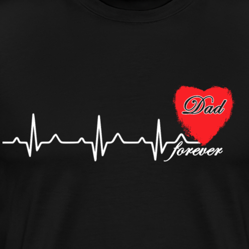 Dad Forever - Männer Premium T-Shirt