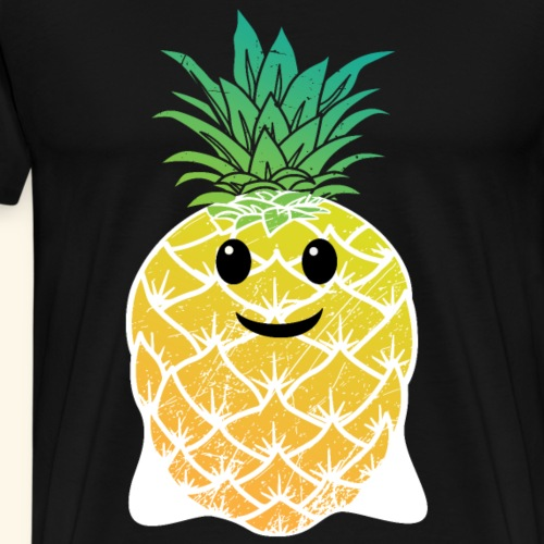 Ananas Geist - Männer Premium T-Shirt