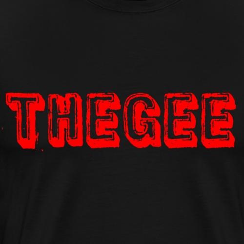 THEGEE T SHIRT - Men's Premium T-Shirt
