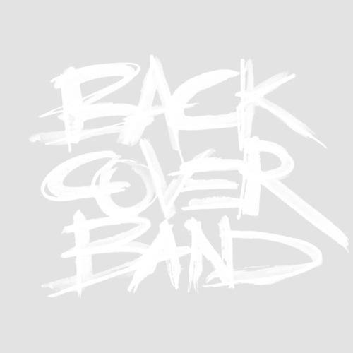 Back Cover Band - Maglietta Premium da uomo