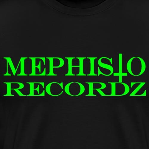 Memphisto Logo ∆ Kruzifix ∆ - Männer Premium T-Shirt