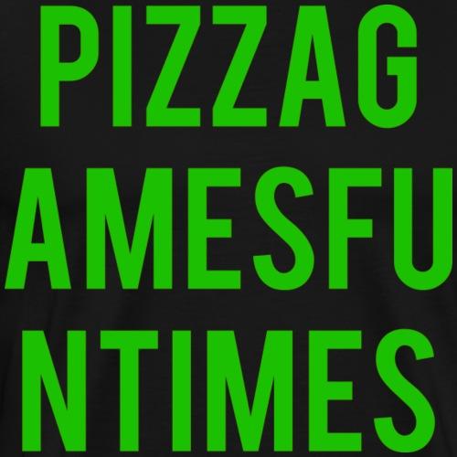 Simple green. - Men's Premium T-Shirt