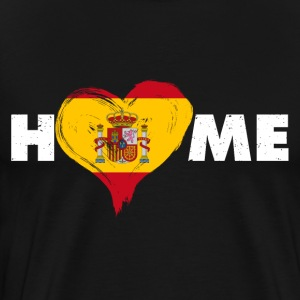 Home love Spain - Men's Premium T-Shirt