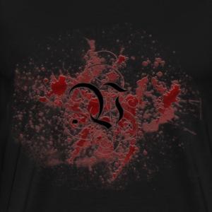 Gewoon Verlaten - Mannen Premium T-shirt