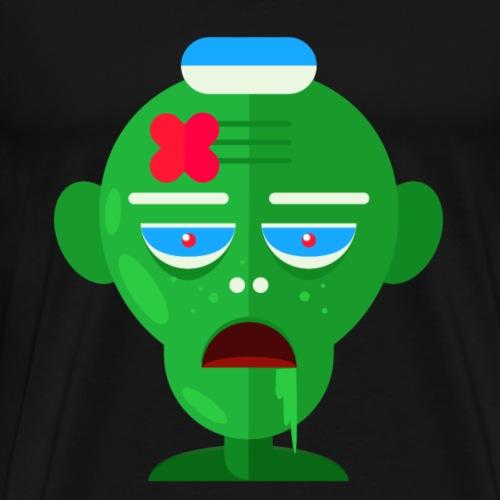 HALLOWEEN tshirt gruselig - Männer Premium T-Shirt