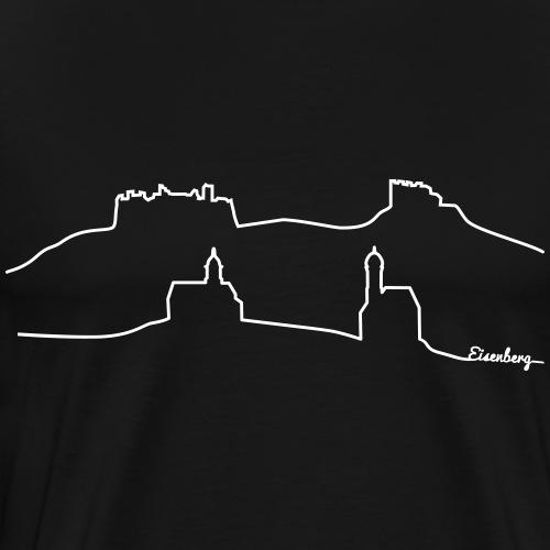Skyline Eisenberg - Männer Premium T-Shirt