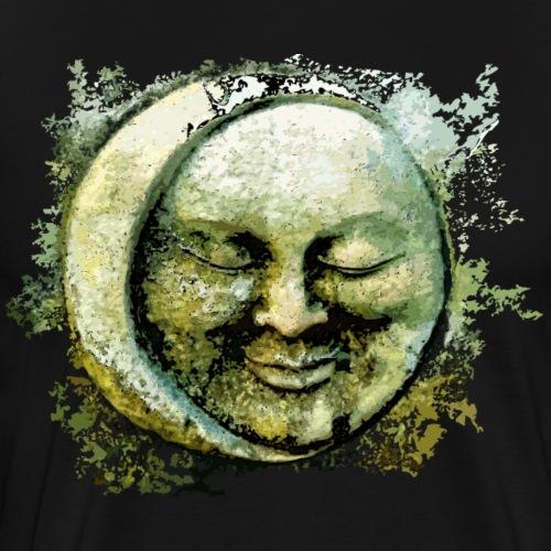 Mond und Sonne - Männer Premium T-Shirt