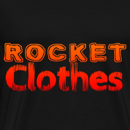 Rocket Clothes - Premium T-skjorte for menn